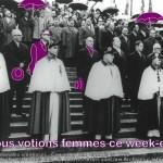 Et si vous votiez femmes ce week-end ?!