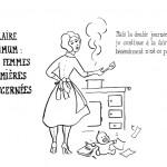 Une femme n'est pas un salaire d'appoint! Manifestation du 1er mai 17h place de la Riponne