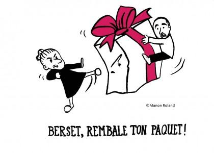 Communiqué de presse «Action Saint Valentin» : M. Berset envoie les femmes sur les roses