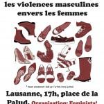 Journée internationale pour l'élimination des violences envers les femmes – 25 novembre 2016
